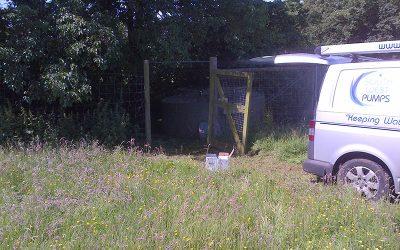 Off Grid Sewage System