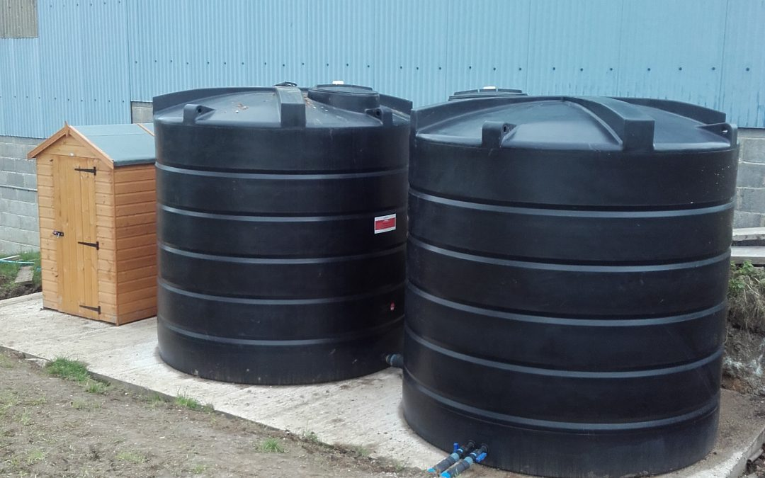 Updating Private Water System